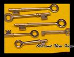 mortice-keys